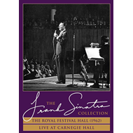 Frank Sinatra - The Royal Festival Hall (1962) / Live At Carnegie Hall (DVD)
