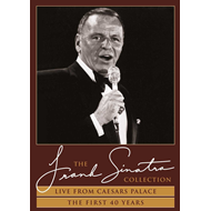 Frank Sinatra - Live From Caesars Palace / The First 40 Years (DVD)