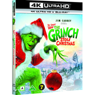 The Grinch (4K Ultra HD + Blu-ray)