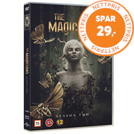 Produktbilde for The Magicians - Sesong 2 (DVD)