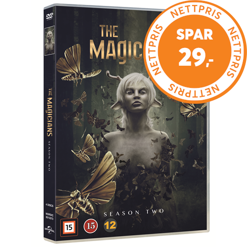 The Magicians - Sesong 2 (DVD)
