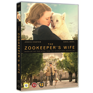 The Zookeeper's Wife (DVD)