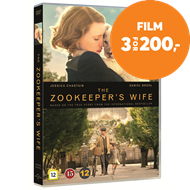 Produktbilde for The Zookeeper's Wife (DVD)