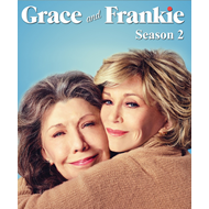 Grace And Frankie - Sesong 2 (DVD)