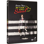 Better Call Saul - Sesong 3 (DVD)