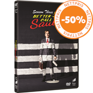 Produktbilde for Better Call Saul - Sesong 3 (DVD)