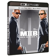 Men In Black 2 (4K Ultra HD + Blu-ray)