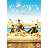 Produktbilde for 90210: The Complete Series (UK-import) (DVD)