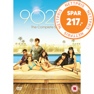 Produktbilde for 90210 (2008) - Sesong 1-5: The Complete Series (UK-import) (DVD)