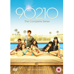 90210 (2008) - Sesong 1-5: The Complete Series (UK-import) (DVD)