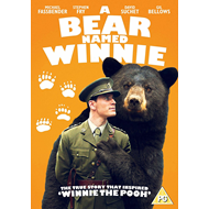A Bear Named Winnie (UK-import) (DVD)