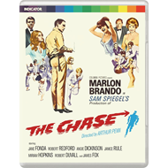 The Chase (UK-import) (Blu-ray + DVD)