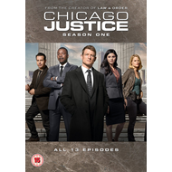 Chicago Justice: Season 1 (UK-import) (DVD)