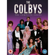 The Colbys - The Complete Series (UK-import) (DVD)