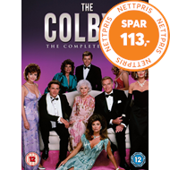Produktbilde for The Colbys - The Complete Series (UK-import) (DVD)