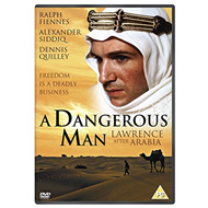 A Dangerous Man - Lawrence After Arabia (UK-import) (DVD)