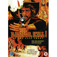 Django Kill...If You Live, Shoot! (DVD)