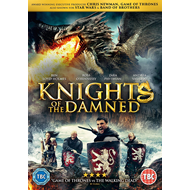 Produktbilde for Knights Of The Damned (UK-import) (DVD)