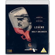 The Legend Of The Holy Drinker (UK-import) (Blu-ray + DVD)