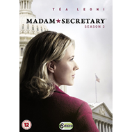 Madam Secretary - Sesong 3 (UK-import) (DVD)