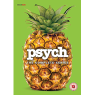 Psych - The Complete Series (UK-import) (DVD)