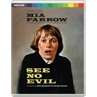 See No Evil (UK-import) (Blu-ray + DVD)