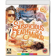 The Suspicious Death Of A Minor (UK-import) (Blu-ray + DVD)