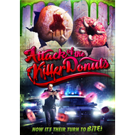 Attack Of The Killer Donuts (UK-import) (DVD)