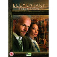 Elementary - Sesong 5 (UK-import) (DVD)