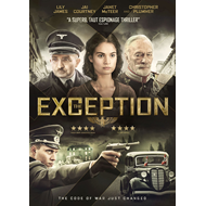 The Exception (UK-import) (DVD)