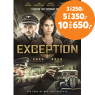 Produktbilde for The Exception (UK-import) (DVD)