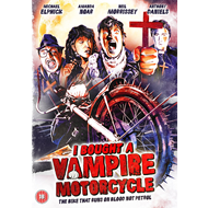 I Bought A Vampire Motorcycle (UK-import) (DVD)