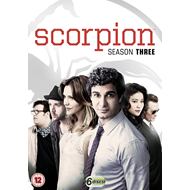 Scorpion - Sesong 3 (UK-import) (DVD)
