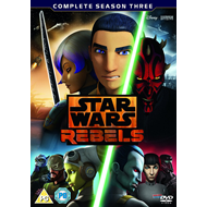 Star Wars Rebels - Sesong 3 (UK-import) (DVD)