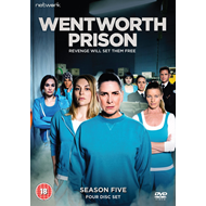 Wentworth Prison - Sesong 5 (UK-import) (DVD)