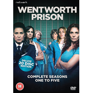 Wentworth Prison - Sesong 1 - 5 (UK-import) (DVD)