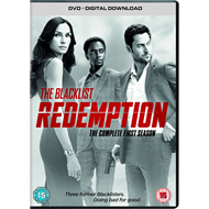 The Blacklist: Redemption - Sesong 1 (UK-import) (DVD)