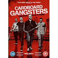 Cardboard Gangsters (UK-import) (DVD)