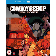 Cowboy Bebop - The Movie (UK-import) (Blu-ray + DVD)