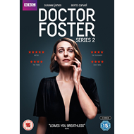 Doctor Foster - Sesong 2 (UK-import) (DVD)