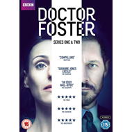Doctor Foster - Sesong 1-2 (UK-import) (DVD)