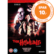 Produktbilde for The Howling (UK-import) (DVD)
