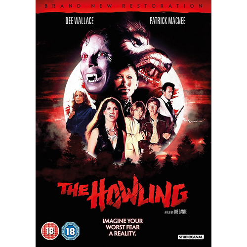 The Howling (UK-import) (DVD)