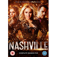 Nashville - Sesong 5 (UK-import) (DVD)
