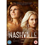 Nashville - Sesong 1-5 (UK-import) (DVD)