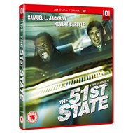The 51st State (UK-import) (Blu-ray + DVD)
