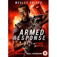 Armed Response (UK-import) (DVD)