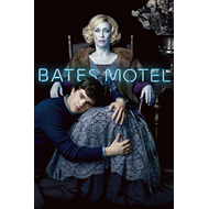 Bates Motel - Sesong 5 (UK-import) (DVD)