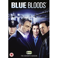 Blue Bloods - Sesong 7 (UK-import) (DVD)