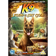 K-9 Adventures - Legend Of The Lost Gold (UK-import) (DVD)